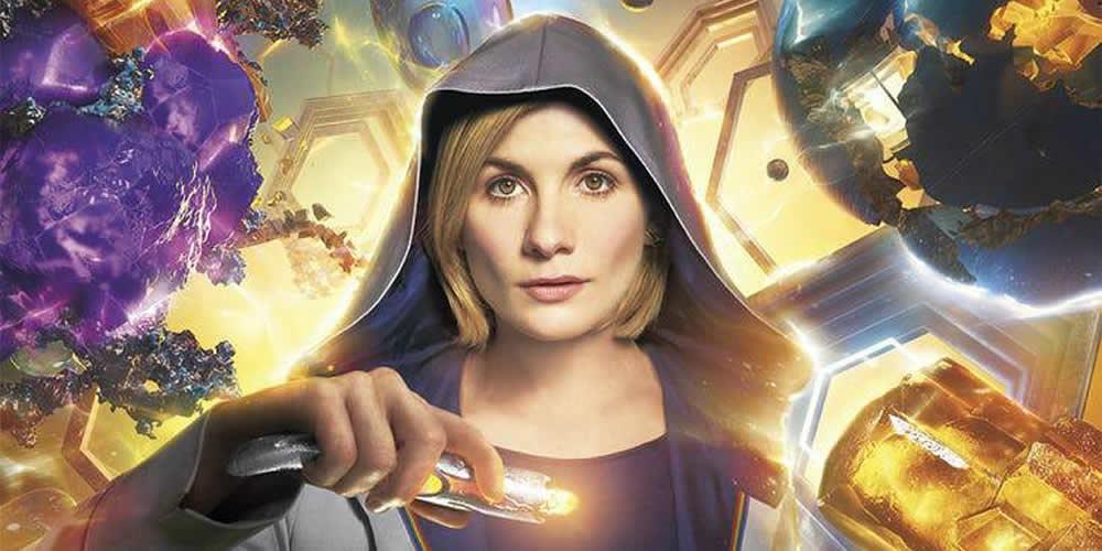 Confira o novo pôster da nova temporada de Doctor Who com Jodie Whittaker!