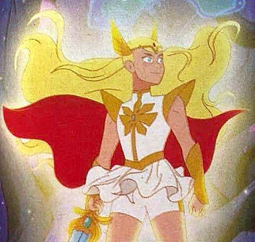 Revelado o visual da heroína da nova animação de She-Ra: A Princesa do Poder!